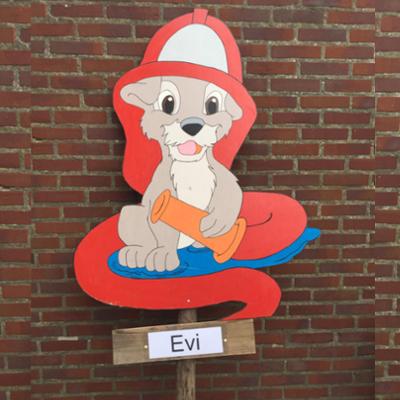 geboortebordpag.brandweerhondjemeisje